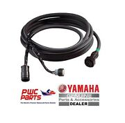 Yamaha Oem 10 Pin Outboard Conventional Main Harness 26.6and039 Foot 6k1-8258a-40-00