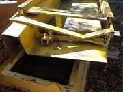 Various Gomaco Gt-6300 Concrete Curb And Gutter Molds 800.00 Each