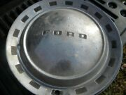 1953 Ford Indy Pace Car Full Disk Hub Caps