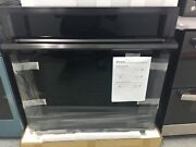 Samsung Steam Cook Self-cleaning True Convection Single Electric 30 Wall Oven