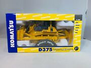 Komatsu D375a Bulldozer With Ripper By First Gear 1/50th Scale