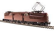 Broadway Limited 4697 Ho Gg1 Unlettered Red