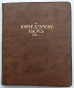 1964 - 1989 Kennedy Half Dollar Set With Proofs And Gem Uncirculated Coins