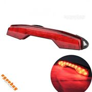Red Brake Stop Light Led Taillight Lamp Assembly For Suzuki Ltr450 Off Road Atv