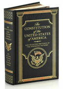 The Constitution Of The United States Of America And Selected Writings Leather