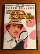 The Return Of The Pink Panther Dvd Focus Features Spotlight Series, Like New