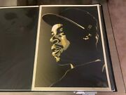 Obey Giant Dilla 2009 Shepard Fairey Signed Print - Edition Of 400 - Donuts