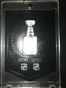 2011 /12 Panini Stanley Cup Banner Collection Victory Black Ssp Molson Coors