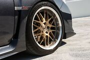 20 Tsw Avalon Brushed Bronze Wheels For Mercedes C218 C219 C257 Cls300 Cls350 C