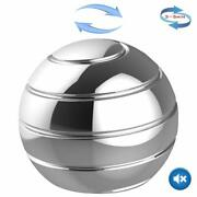 Panshi Kinetic Desk Toy Optical Illusion Spinner Ball Executive Stress Relief