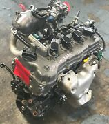 Nissan Sentra Qg18de Silver 4 Cylinders Low Miles Engine For 2003
