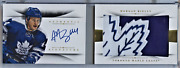2013-14 Panini Nt Booklet Rc Patch Auto Morgan Rielly 22/25