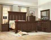 Richard Bedroom Collection King 5pc Collection - In Stock
