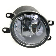 For 07-14 Camry And Hybrid Front Driving Fog Light Lamp Assembly W/bulb Right Side