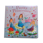 Board Book Pretty Princess By Igloo Books Like New Hard Cover Cardboard Pages