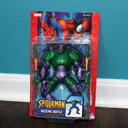 2005 Spider-man Buzzing Beetle Toy Biz Marvel New Collectible Action Figure