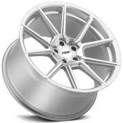 4 17 Tsw Wheels Chrono Silver With Mirror Cut Face Rotary Forged Rims31