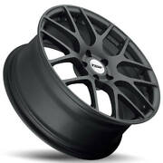 4 21 Staggered Tsw Wheels Nurburgring Matte Gunmetal Rotary Forged Rims31
