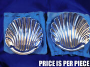 Tane Footed Shell Sterling Silver Nut / Candy / Trinket Dish - Nearly New F