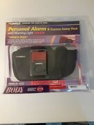 Body Guard - Lorex Personal Alarm And Custom Fanny Pack With Warning Light