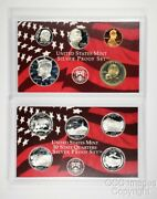 2006 San Francisco Silver Proof Set / Ogp Packaging / No Stickers Or Writing