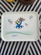 Vintage 80-90s Keith Haring Childrenandrsquos Medical Center Of Ny Camtray Nsf Tv Tray