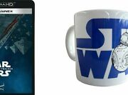 Disney Star Wars The Rise Of Skywalker 4k Uhd Special Edition Mug Cup Only