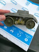 Marx Fighting Tank Wind Up Toy For Parts Restoration