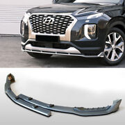 Impression Front Bumper Lower Lip Kit 2p For 2019 2020 Hyundai Palisade
