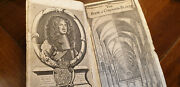 The Book Of Common Prayer Rare Illustrated + Charles Ii Bookplate 1680