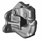 Saf Holland Ph210rn11 Rigid Style Pintle Hook With Fast Latch - 90,000 Lbs Cap.
