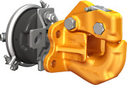 Saf Holland Ph210ra11 Pintle Hook With Air Cushion And Fast Latch - 90,000 Lbs