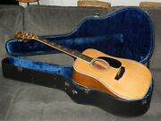 Made In Japan 1978 - Morris W80 - Absolutely Terrific D45 Style Acoustic Guitar