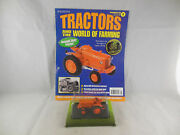 Hachette No. 8 1950 Renault 3042 In Orange Tractors And The World Of Farming