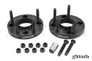 Gktech S13 240sx 4x114.3 To 5x114.3 5 Lug Wheel Adapters Pair Free Shipping