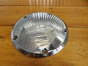 08 Harley-davidson Softail Fxstc Small Primary Clutch Derby Cover 60790-06