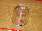 1930s-50s Packard/ford/chevrolet/chry/dodge/stude Etc. Glass Fuel Bowl.a