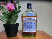 Cognac Martell - Very Old Pale = 1950s . 72 Cl . Spring Cap .