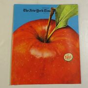 The New York Times Magazine October 2016 Apple Can Big Food Change D9