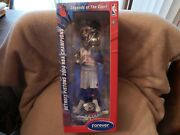2004 Detroit Pistons Nba Champions Trophy/ring Bobbleheads Set Of 5 - Unopened