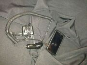 Verizon Htc Cell Phone With Charger And Car Jack Cord