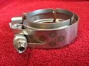 Voss Industries Vc1220-264 Heavy Duty Stainless Steel Clamp