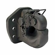 Wallace Forge 50 Ton Rigid Mount Pintle Hook Without Air Actuator 2060117na