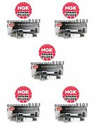 Set Of 5 Fiat Ngk Spark Plugs 4983 Sp070500aa