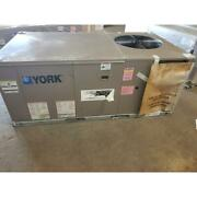 York Zf036n08n4aaa4a 3 Ton Rooftop Gas/elec Ac 13 Seer 80.5 3-phase