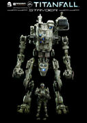 Threezero Titanfall Atlas And Pilot Stryder 3a Action Figure Collectibles New