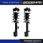 Front Pair Struts And Coil Spring Assembly For 2001-12 Ford Escape Tribute Mariner