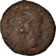 [658802] Coin, Germanicus, As, 37-38, Rome, Vf20-25, Bronze, Ric35
