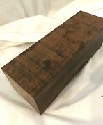 Cocobolo Wood 2x2x6 Pool Cues Duck Calls Knife Making Scales Furniture's Lumber