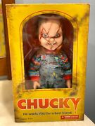 Mezco Toys Chucky Bride Of Chucky Childs Play - He Wants You For A Best Friend